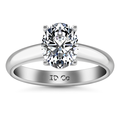 Solitaire Engagement Ring Daniela