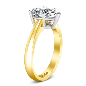 Solitaire Engagement Ring Hillary