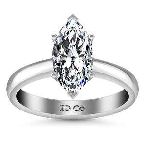 Solitaire Engagement Ring Scarlet