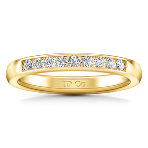 Diamond Wedding Band Sydney