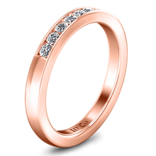 Load image into Gallery viewer, Diamond Wedding Band Sydney
