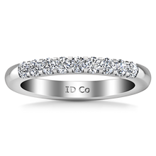 Load image into Gallery viewer, Diamond Wedding Band Candice