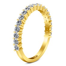 Load image into Gallery viewer, Diamond Wedding Band Avignon