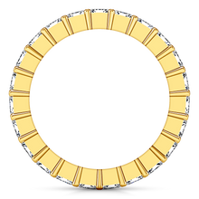 Load image into Gallery viewer, Eternity Ring Vida 1.75 Cts 14K Gold