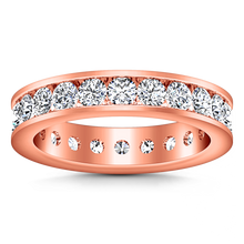 Load image into Gallery viewer, Eternity Ring Janet