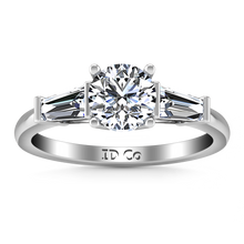 Load image into Gallery viewer, Three Stone Engagement Ring Jenna