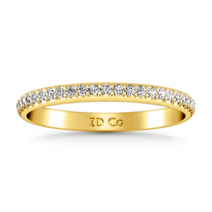 Diamond Wedding Band Talia