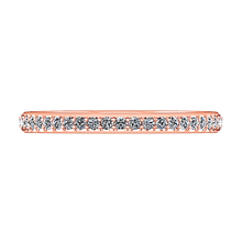 Load image into Gallery viewer, Diamond Wedding Band Talia