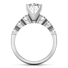 Load image into Gallery viewer, Pave Engagement Ring Karen