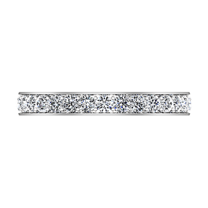Diamond Wedding Band Carina