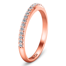 Load image into Gallery viewer, Diamond Wedding Band Mandy
