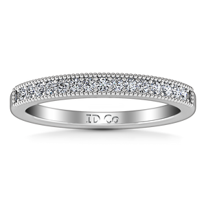 Diamond Wedding Band Tiffany