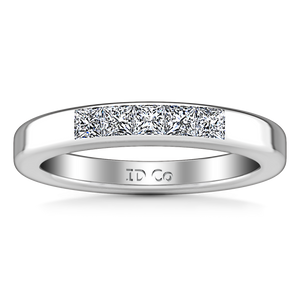Diamond Wedding Band Abelia