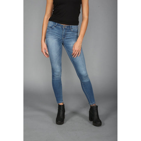 Medium Denim Skinny Jeans
