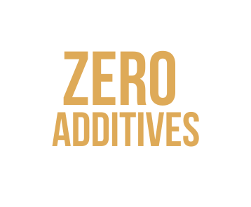 Zero Additives
