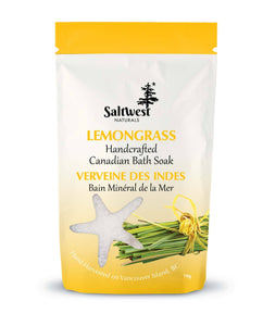 Organic Lemongrass Bath Soak