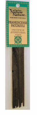 Frankincense/Patchouli nature nature stick 10 pack