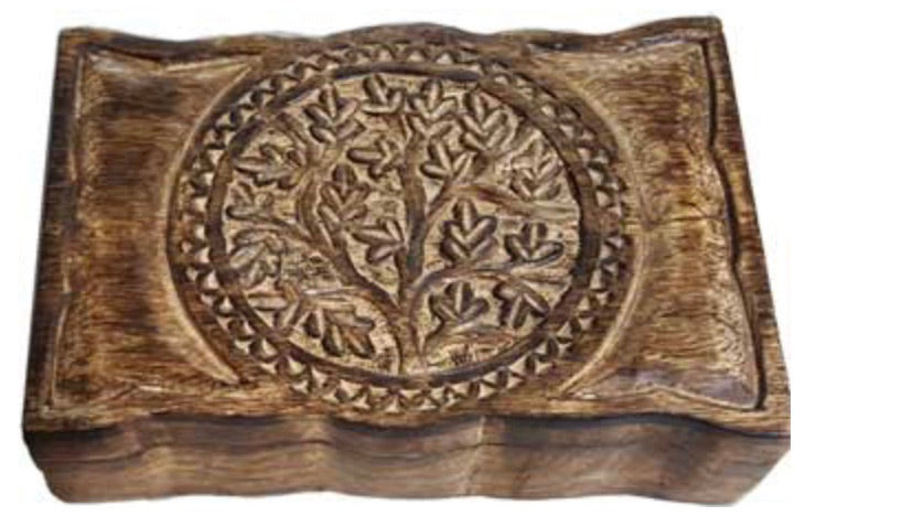 Tree of Life herb box 6