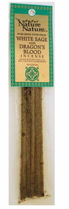 White Sage /Dragon's Blood nature nature stick 10 pack
