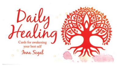 Daily Healing cards by Inna Segal