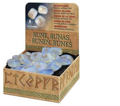 Moonstone Rune set by Lo Scarabeo