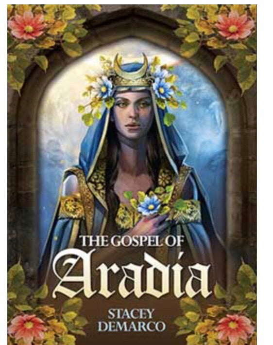 Gospel of Aradia cards by Stacey DeMarco