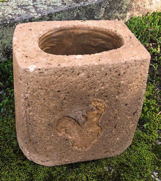 Vintage Squirrel Trough