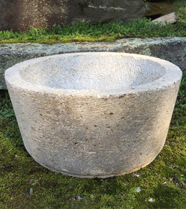 Tapered Planter with Bowl Interior