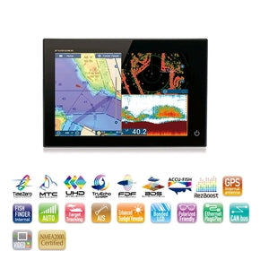 "TZT2 12.1"" Navnet Multi-Function Display"