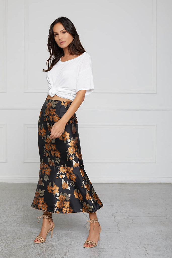 The Opera Skirt in Baroque Sunset