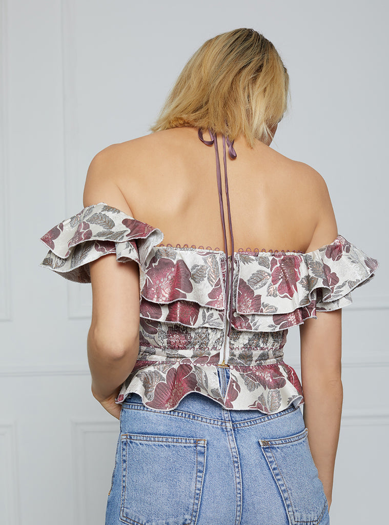 The Viennese Top in Vienna Floral
