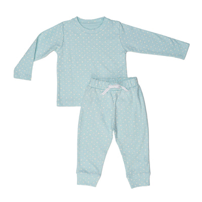 Criss-Cross Long Two Piece Set - Beezú Baby