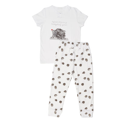 Yogi Hedgehot Two-Piece Set - Beezú Baby