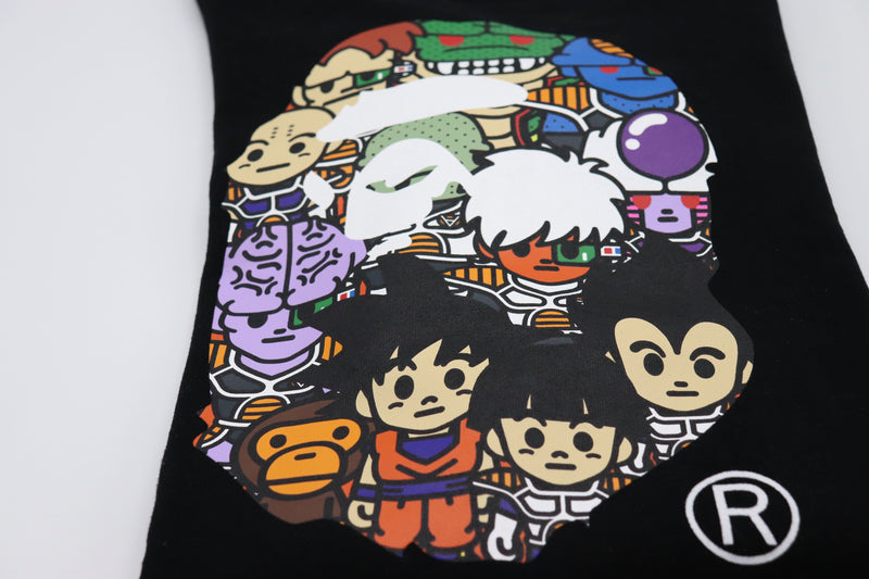 BAPE x Dragon Ball Z Crewneck Black