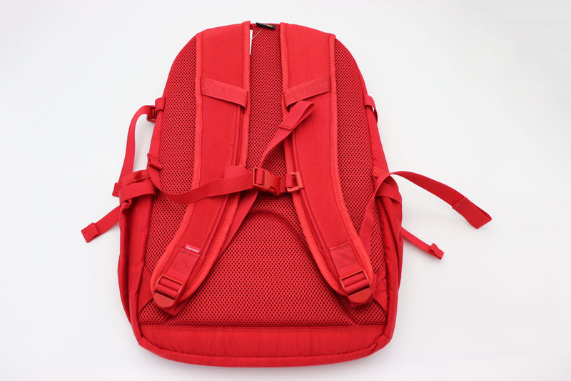 Supreme Backpack (FW20) Dark Red