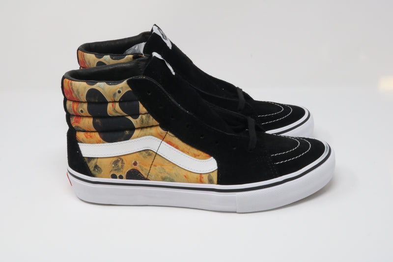 Vans Sk8-Hi Supreme x Andres Serrano Blood and Semen II
