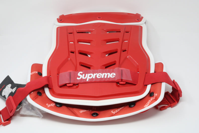 Supreme Fox Racing Proframe Roost Deflector Vest Red