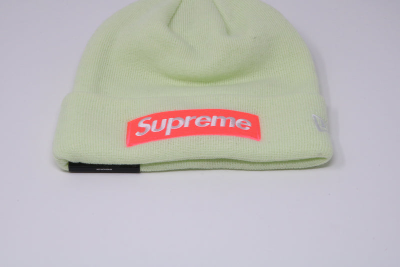 Supreme New Era Box Logo Beanie (FW17)