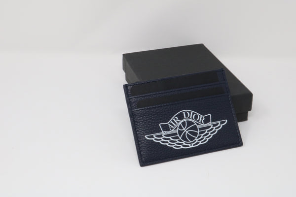Dior x Jordan Wings Card Holder