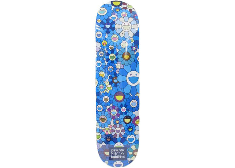 Takashi Murakami Skateboard Flower Set