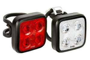 Knog Light Blinder Mob Four Eyes Twinpack