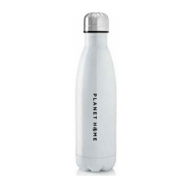Water Bottle - White - 'Planet Home Design'
