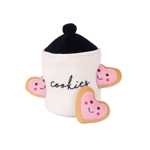 Valentine Cookies Dog Toy