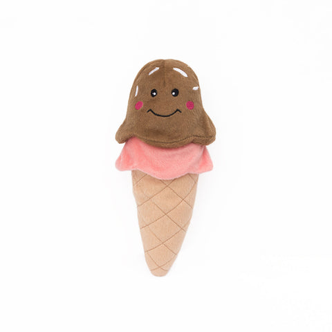 Ice Cream Dog Toy