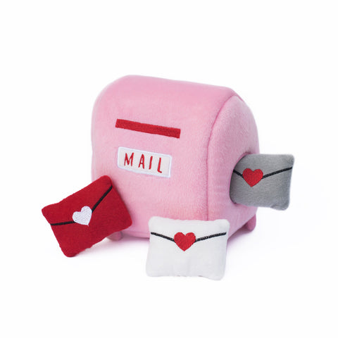 Love Letter Dog Toy