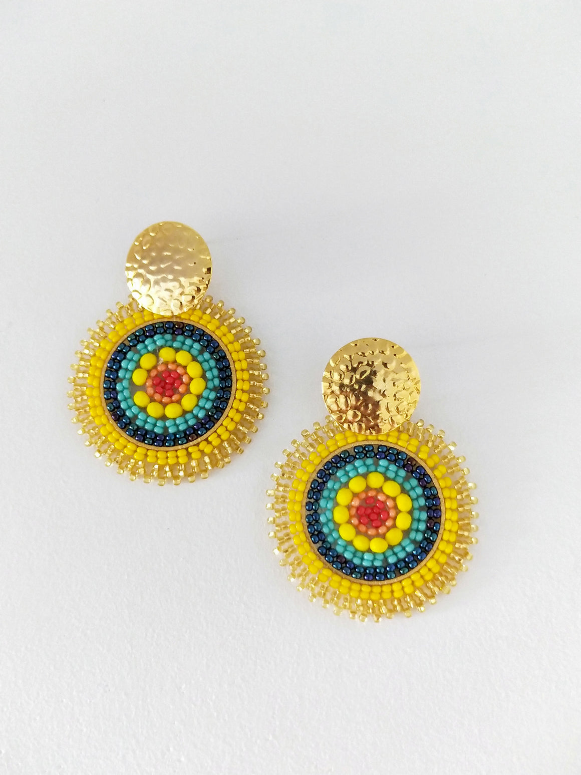 Mandala-Earrings-Colombian Label Co.