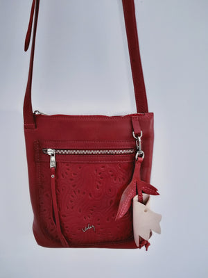 Cross Body Handbag ( Bandolera Dante )-CROSS BODY-Colombian Label Co.