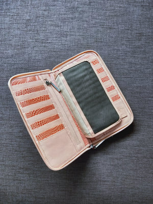 Coral Wallet-Wallets ( W )-Colombian Label Co.