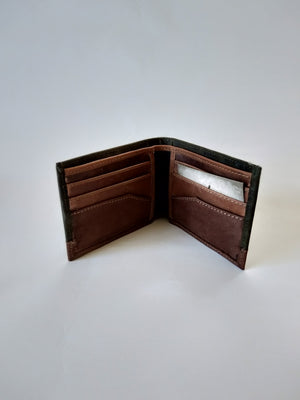 Leather Wallet ( Berlin )-Wallets ( M )-Colombian Label Co.
