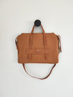 Leather laptop bag ( Espiritu )-LAPTOP BAG-Colombian Label Co.